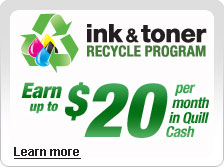 Ink & Toner Recycle Program. Learn more.