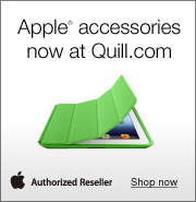 Apple® accessories now at Quill.com