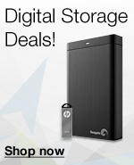 Browse sales on digital storage