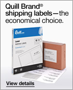 Quill Mail & Ship Labels