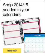 Shop 2014/15 academic year calendars!
