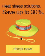 Hot deals + cool prices. Save up to 25% on heat stress solutions.