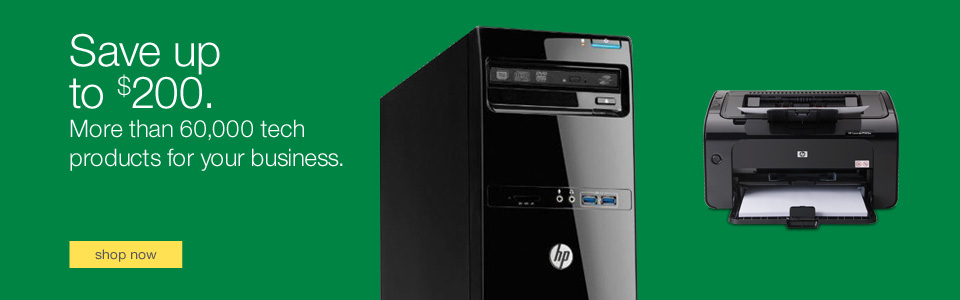Save up to $200 on select technology.