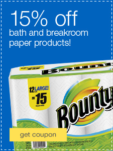 bath and breakroom paper products