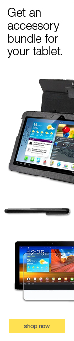 Tablet bundle