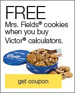 Mrs. Fields® cookies