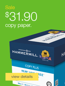 Quill brand copy paper