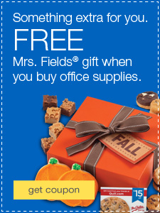 Mrs. Fields® gift