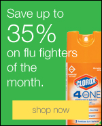 Save up to 35% on flu fighters of the month.
