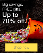 Save up to 70% plus FREE gifts.
