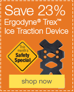 Save 23% Ergodyne® Trex™ Ice Traction Device