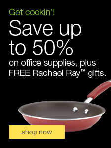 FREE Rachael Ray™ gifts
