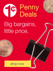 Penny Deals - big bargains, little prices.