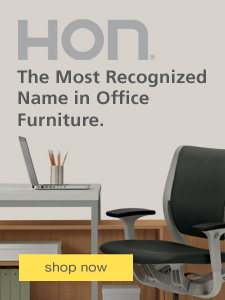 HON® The Most Recognized Name in Office Furniture.