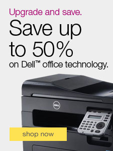 Dell™ office technology.