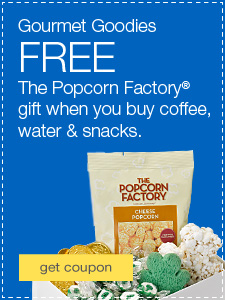 The Popcorn Factory® Gourmet Goodies of the Month