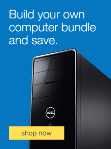 Build your own computer bundle and save.