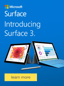 Introducing Surface 3. Now at Quill.com.