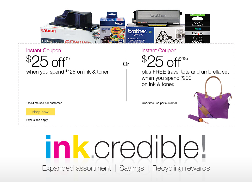 Quill.com Office Supplies Coupons Ink & toner ...