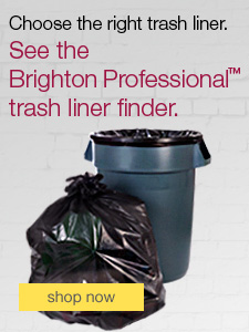 Don't toss this. Find the right trash can liners.