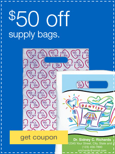$50 off supply bags.
