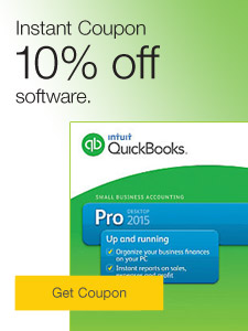 10% off software.