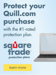Protect your Quill purchase.