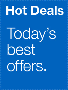 Hot Deals for Every Room in your School!