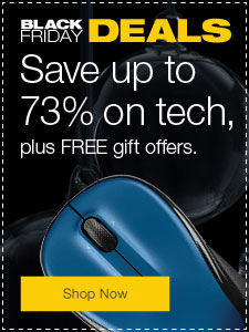 Black Friday Deals. Save up to 73% on tech, plus FREE gift offers.