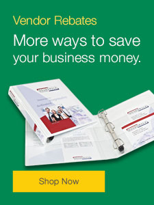 More ways to save your business money.