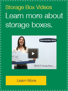Storage Box Videos Learn more about storage boxes.
