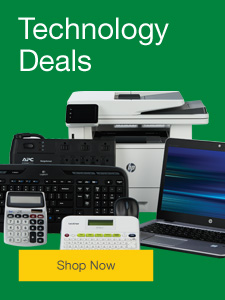 Technology deals.