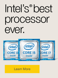 Intel's® best processor ever.