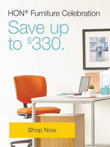 HON® Furniture Celebration. Save up to $250 on over 80 items.
