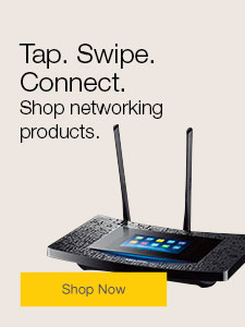 Shop networking products.