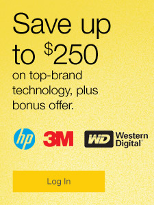 Save up to $250 on top-brand technology, plus bonus offer.