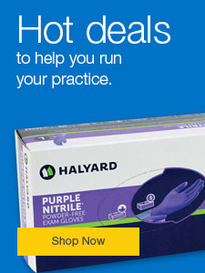 Hot deals to help you run your practice.