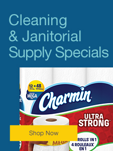 Cleaning & Janitorial Supply Specials