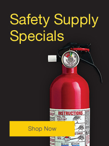 Safety Supply Specials