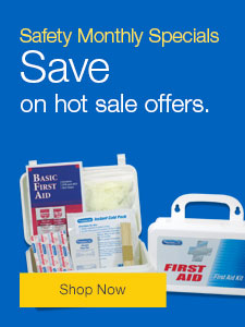 Safety Monthly Specials. Save on hot sale offers.