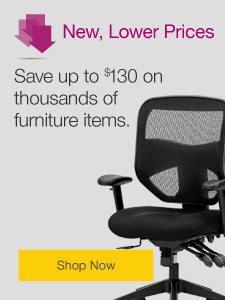 New Lower Prices. Save up to $130 on thousands of furniture items.