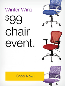 Winter Wins | $99 chair event.