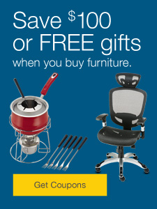 Choose from 4 great furniture offers.