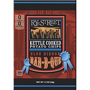 Rye Street(r) Barbeque Kettle Potato Chips