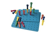 Pegs & Pegboards