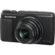 Olympus (r) SH-50 iHS Black Digital Camera
