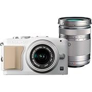 Olympus E-PL5 16.1 Mega Pixels Digital Camera; White