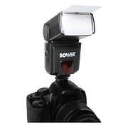 Bower (r) SFD926 Autofocus Dedicated e-TTL I/II Power Zoom Flash for Canon Digital Cameras