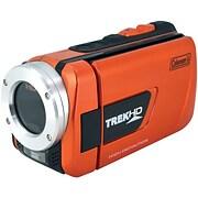 Coleman (r) TrekHD Full HD Waterproof Camcorder, 2 1/2