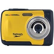 Bell & Howell WP10 Splash 12 MP Waterproof Digital Camera, Yellow